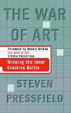 "eBook cover for ""War of Art"""