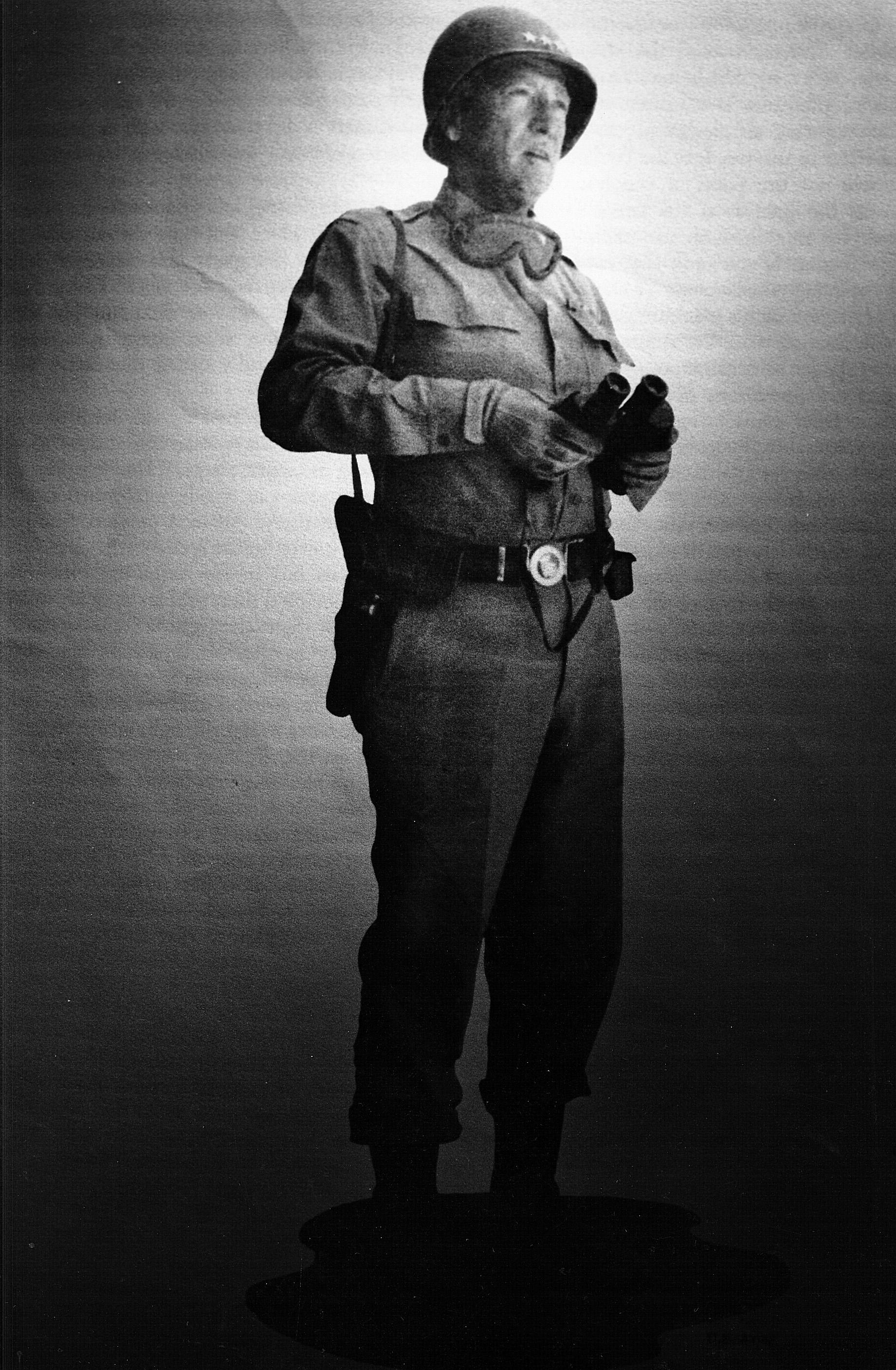 LTG George S. Patton. Credit: General George S. Patton Jr. Collection.