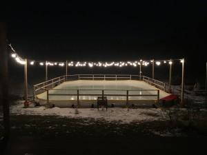 No Steve, No Ice Rink