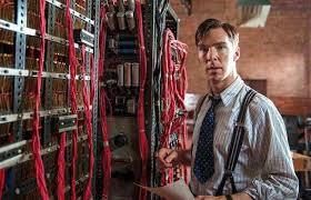 "Benedict Cumberbatch as Alan Turing in ""The Imitation Game."""