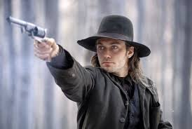"Jude Law in ""Cold Mountain,"" the movie"