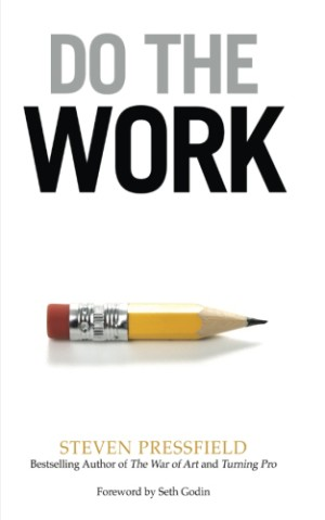 Derick's cover for DO THE WORK