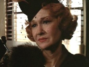 "Diane Ladd as the fake Mrs. Mulwray in ""Chinatown"""