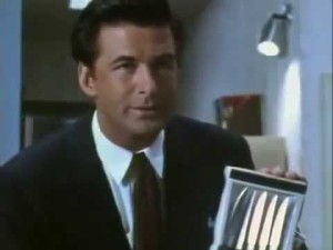 """Third prize is you're fired."" Alec Baldwin in David Mamet's Glengarry Glen Ross"