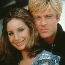 "Barbra Streisand and Robert Redford in ""The Way We Were"""