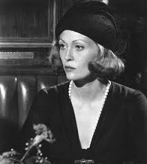 "Faye Dunaway as Evelyn Mulwray in ""Chinatown"""