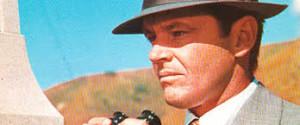 "Jack Nicholson as J.J. Gittes in ""Chinatown"""