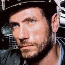 "Jurgen Prochnow as the skipper in ""Das Boot"""