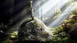 Excalibur in the Stone. Is there some way we can circle back to this?