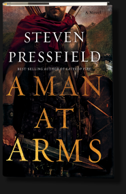 a man at arms book cover